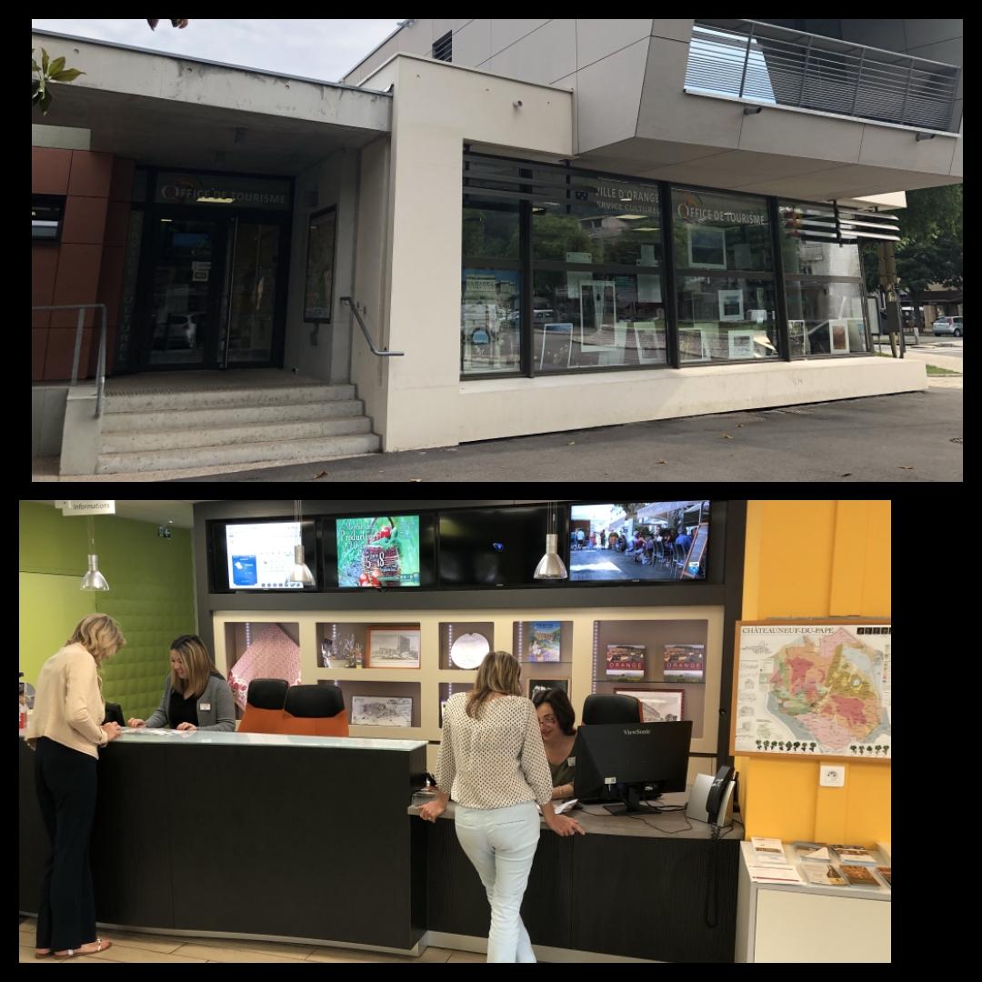Ccpro office intercommunal de tourisme - Orange office de tourisme ...